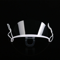 Wholesale Spittle Prevention Transparent Plastic Face Mask For Dental from china suppliers