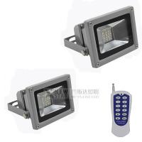 Wholesale SMD CCT Adjustable LED Floodlight with RF Controller, SMD double white led flood lights from china suppliers