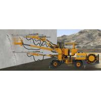 Wholesale Three Boom Hydraulic Rock Drill Jumbo With High Strength Alloy Beam from china suppliers
