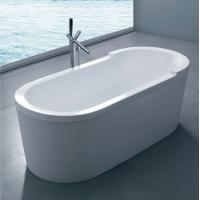 Wholesale Cast Stone free standing soaking deep soaking bathtub whirlpool corner baths tub shower from china suppliers