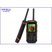 Wholesale SWELL Rugged Waterproof Smartphone With Gps Tracker Walkie Talkie X6 from china suppliers