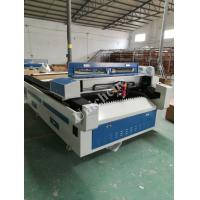 Wholesale Metal and non - metal machine Co2 Laser Cutting Machine 1300 * 2500 mm blade table from china suppliers