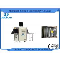 Wholesale High Clear Image Airport Baggage Scanner Small Size With Single Energy X-Ray Generator from china suppliers