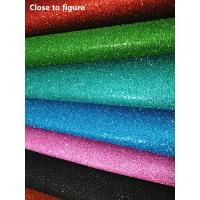 Quality 2mm A4 Sapphire black brown glitter EVA foam spray powders can improve the child beginning ability decorative background for sale