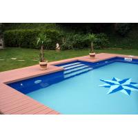 Quality Outddoor WPC Swimming Pool Board for sale