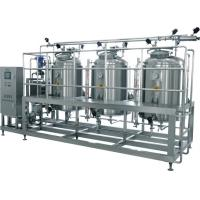 Wholesale Auto CIP Cleaning System / Minute Vertical CIP Systems For Milk and Juice Production Line from china suppliers
