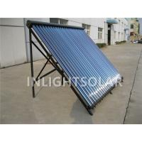 Wholesale High Absorption Rooftop Solar Heater Collector With Painted Steel Shell from china suppliers