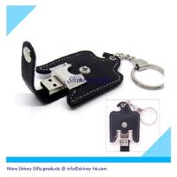 Wholesale Bird shape gift leather usb stick  from china suppliers