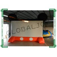 Wholesale Family Large Inflatable TV Screen / Air Screen for Theme Park from china suppliers