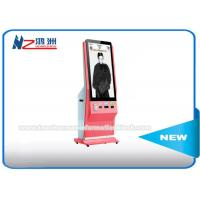 Wholesale Interactive Touch Screen Digital Advertising Kiosk , Photo Booth Lcd Advertising Screen from china suppliers