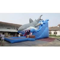 Wholesale Fantastic Bouncy Inflatable Water Parks Inflatable Water Slide from china suppliers