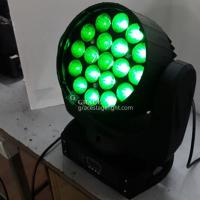 Quality 19*12pcs led moving head zoom light for sale