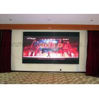 Quality SMD Slim High Refresh Indoor LED Video Walls CE ROHS FCC Certificated for sale