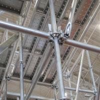 Wholesale Scaffold frame system.Bearing capacity of large.Economic and practical from china suppliers