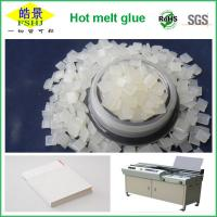 Wholesale Transparent Hot Melt Adhesive For Coating Machine Spine Bookbinding Glue from china suppliers