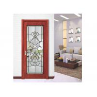 Wholesale Polished Hollow Structure Durable Clear Beveled Glass Panels For Window / Door / Curtain from china suppliers