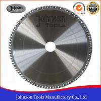Wholesale TCT Aluminum Cutting Sharp Cutting Blade / Circular Saw Blade Clear Color 250mm To 500mm from china suppliers