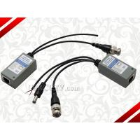 Wholesale 1 Pair CCTV Camera BNC Video Balun UTP PVD Transceiver CCTV Twisted Pair CEE-TP03 from china suppliers