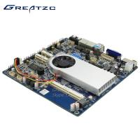 Wholesale Industrial Intel I5-5200U CPU Thin MINI ITX Motherboard With 2 Ethernet Ports from china suppliers