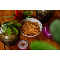Wholesale Flavorful Yellowish Seasoned Hot Dog Crispy Onions from china suppliers