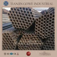 Wholesale Q235 / Q345 Scaffolding Tube BS 1139 EN 10219 ERW MS Pipe  48.3 * 4.0 mm * 6m from china suppliers