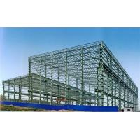 Buy cheap Cost-effective Devisable Structure Steel Sheds For Cowshed, Horse Stable from wholesalers