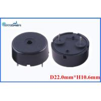 Wholesale Piezo Beeper Black 3 Volt Buzzer Piezo Audio Transducers Certificated from china suppliers