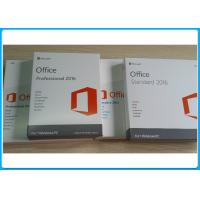 Wholesale Microsoft Office 2016 Professional Software + COA License 1pc + Usb Flash Retailbox from china suppliers