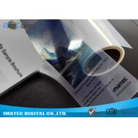 Wholesale Waterproof 100micron Clear PET Inkjet Screen Printing Film for Epson Printers from china suppliers