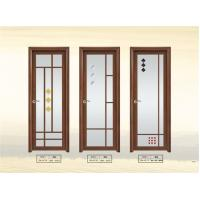 Buy cheap Double Tempered Aluminum Glass Door from wholesalers