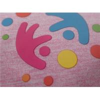 China Cartoon Pattern Heat Transfer Clothing Labels , Custom Screen Printing Patches for sale