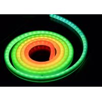 Wholesale RGB Led Rope Light Neon Tube RGB full color 5050RGB with IC embedded IP67 for outdoor from china suppliers