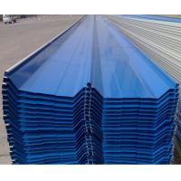 Wholesale High Rib Angle Chi Corrugated Steel Sheet Easy Installed Without Bolts from china suppliers