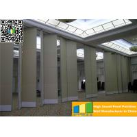 Wholesale Easy Operate Conference Room Partition Walls 2000 / 13000 mm Height Multicolor from china suppliers