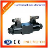 Wholesale OEM Casting Oil Media Hydraulic Directional Control Valve With Hard Chrome Plated Spool from china suppliers