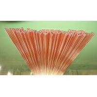 Wholesale 3.18 * 0.5mm Coating Copper Compressor Tubes Pass ISO14001 from china suppliers