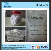 Wholesale EDTA-Zinc Disodium for agriculture from china suppliers