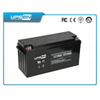Wholesale 12V 100ah 150ah 200ah vrla agm deep cycle gel sealed lead acid battery from china suppliers