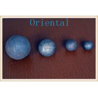 Wholesale 60Mn Forged Grinding Ball Mill Balls for Mining from china suppliers