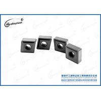 Wholesale Wear Resistance Tungsten Carbide Inserts For Steel / Stainless Steel Processing from china suppliers
