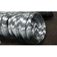 Wholesale Low Relaxation Galvanized Wire Cable , Steel Cable Wire 1000-1550 MPA Tensile Strength from china suppliers