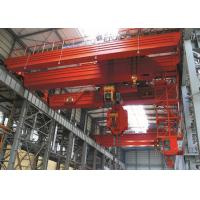 Buy cheap Multifunctional 8 Ton Double Girder Overhead Crane For Industrial Lifting Cargo from wholesalers
