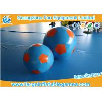 Wholesale Inflatable Durable PVC Football Soccer Ball For Bumper Ball Gmaes from china suppliers
