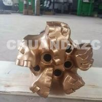 Buy cheap Best 5 blades Steel body  PDC bit 6inch PDC Drill Bit  Diamond Drill Bit Manufacture  PDC drill bit with steel body from wholesalers