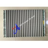 Wholesale Stainless Steel Mesh Screen Shaker Screen With Hookstrip For Solid Control from china suppliers