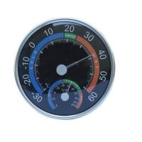 Buy cheap -20 °C ~ 50°C stainless wireless Bimetal Temperature Sensor thermometer and hygrometer from wholesalers