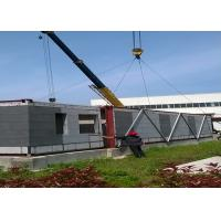 Wholesale Economic Prefabricated Modular Homes Green Prefab House Building from china suppliers