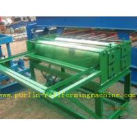 Wholesale Fully Automatic Combined Steel Metal Slitting Machine / Cutting Equipment Slitter Line from china suppliers