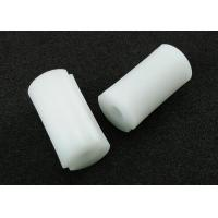 Wholesale PA66 White Plastic Round Spacers with Inside Threads M5 X 15 mm from china suppliers
