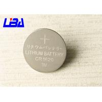 Wholesale Original Button Cell Battery CR 2016 , Coin Lithium-Manganese Dioxide Battery 90mAh from china suppliers